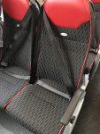 coach seats seatbelts OU16 EUZ