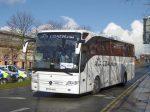 coach PT65 AVA Preston railway station