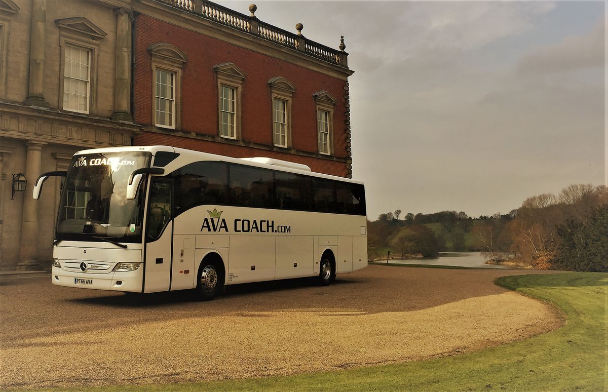 Avacoach - Reliable and affordable coach hire service based