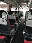 coach PT18 AVA interior